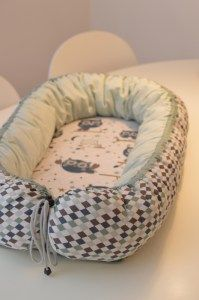 baby nest free sewing pattern and tutorial