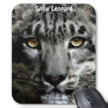 Wildlife Supporter & Animal-lover Gift Items Mouse Pads