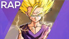 Rap de Gohan EN ESPAÑOL (Dragon Ball Z) - Shisui :D - Rap tributo n° 39