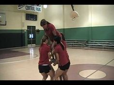 Stunt Exercises -- would be great for my little ones to ensure they're using proper form.