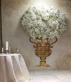 #floral_inspiration I love when the design is out of the box!!!! #prestonrbailey Wedding Stage, Wedding Themes, Wedding Decorations, Wedding Flower Inspiration, Wedding Flowers, Preston Bailey Wedding, Special Flowers, Floral Wall, Celebrity Weddings