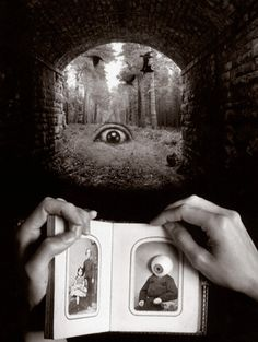 I always loved this image from Jerry Uelsmann, I have to say that he is the…