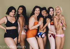 Campanha #iamallwoman desconstrói o ideal de beleza e celebra os diferentes…