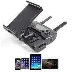 Drone Fans 412in Phone Tablet Holder Remote Controller Extended Holder Bracket for Mavic Pro Drone -- Check out this great product.Note:It is affiliate link to Amazon.