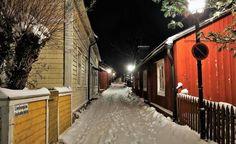 Äänestä Suomen kauneinta katua! *** Onko tässä ehkä Suomen kaunein katu? Vai miellyttääkö jokin muu ehdokkaista silmääsi enemmän?
