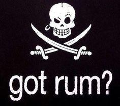 Got rum??