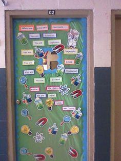 Welcome to Room 2...Classroom door for Back To School 2012-2013
