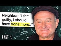 The Truth Behind the Tragic Death of Robin Williams. What Really Happened? - YouTube