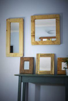 the 63 best natural wooden framed mirrors designed handmade in rh pinterest com