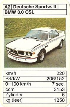 Another Quartett Bmw For Sale, Car Card, Top Trumps, Batmobile, Sales And Marketing, Cars And Motorcycles, Hot Wheels, Vintage Cars, Graphic Art