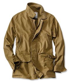 Field Coat for Men / Summerweight Field Coat -- Orvis
