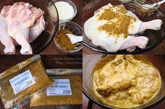 Best Thai Food, Thai Recipes, Ice Cream, Herbs, Chicken, Desserts, No Churn Ice Cream, Tailgate Desserts, Deserts