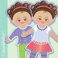 Nancy Archer, Art, DIY Free Printables, Kid Crafts, Party Decor, Notecards, DIY Journals, Felt Toys: Jessa Paper Doll 2013 Updates!