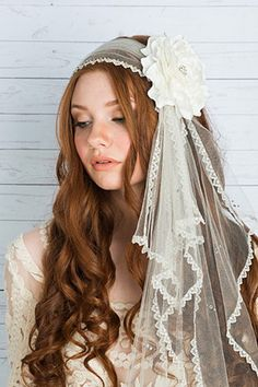 bridal veil hairstyles