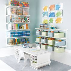 The perfect kids room!