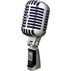 Shure SUPER 55 Mikrofon  Studio 60 - 17000 Hz verkabelt Super-Cardioid Dynamisch     #Shure #Super 55 #Mikrofone  Hier klicken, um weiterzulesen.