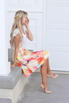 Faldas para cada ocasión!!