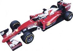 Formule 1 2016 : La livree de la monoplace de la Scuderia sera rouge et blanche