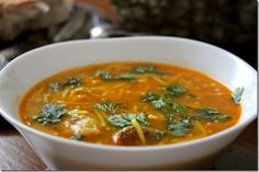 Chorba, soupe algerienne