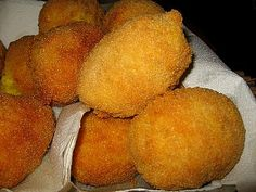 Fried Arancini, a Sicilian cult favorite