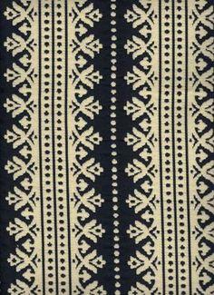Exeter Azul - www.BeautifulFabric.com - upholstery/drapery fabric - decorator/designer fabric