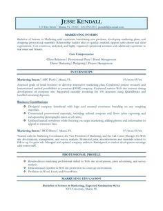 prepare your resume