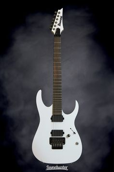 Sweetwater Cyber Monday Sale! Enjoy 53% Off this Ibanez Iron Label RGIR20E - White   Sweetwater.com  