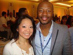 Mr. Jeff Jean and Ms. Lisa Chang