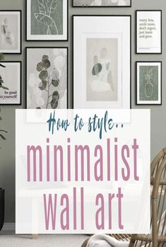 Minimalist Wall Art for the Home - How to style Room by Room. Minimalism adds such a relazing and freshvibe to a home - come and see how a minimal aesthetic works in art too #minimalism  #wallart #minimalist  #abeautifulspace Minimalist Interior, Minimalist Design, Beautiful Space, Beautiful Homes, Contemporary Lounge, Bathroom Art, Abstract Shapes, Kitchen Art, Wall Art Prints