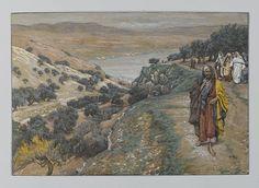 The Rich Young Man Went Away Sorrowful(Le jeune homme riche s'en alla triste)Matthew 19:16-23Mark 10:17-23Luke 18:18-24