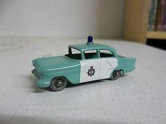 Matchbox  Lesney Models Vauxhall Victor  Police Car No45   Code 3 - http://www.matchbox-lesney.com/?p=8907