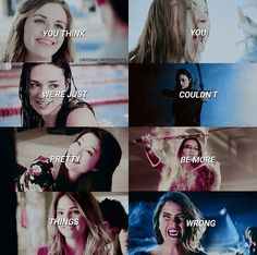 The Girls of Teen Wolf