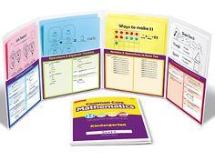 Common Core Math Student Portfolios - K through 6 at Lakeshore Learning
