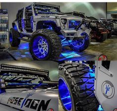 WHAT A GORGEOUS JEEP! EVERYTHING YOU WANT AND MORE WITH THIS JEEP! MODIFIED AND PERSONALIZED WHAT A GREAT JEEP!
