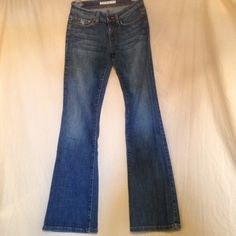 Joes denim jeans provocateur fit 25x31.5 Gently used Joe's Jeans Jeans Flare & Wide Leg