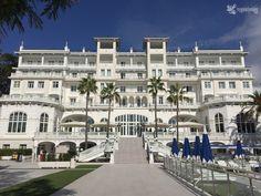 Gran Hotel Miramar, el hotel más lujoso de Málaga.