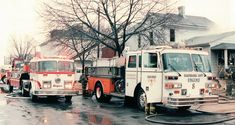 Baltimore City Engine 8 probably early 90's