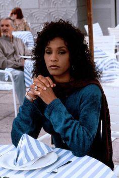 """Whitney Houston as Savannah Jackson in """"Waiting to Exhale"""""""