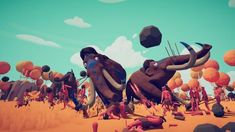 Totally Accurate Battle Simulator is a wacky physics-based tactics game. Experience accurate warfare through the ages. TABS uses state of the art physics-based simulation to provide you with never-before-seen insight to our greatest battles of history. Gang Beasts, Hack And Slash, Tower Defense, Parkour, Troll, Steam Summer Sale, Spooky Places, Game Pass, Game Info