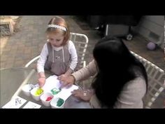 Are you struggling to expose your child to a second language? Try out many different tools from flashcards, to games to finger painting! Check out this video of my child exploring Chinese characters with finger paint. Find more ideas at www.thelanguageplayground.com