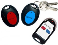 Click 'n Dig Key Finder. Lost Keys, Key Finder, My Wallet, Consumer Electronics, Remote, Best Gifts, Gadgets, Personalized Items, Tv