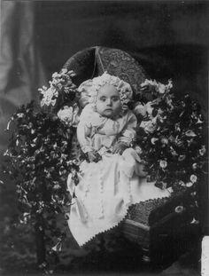Creepiest post mortem photo. Rositia Quintero 1892
