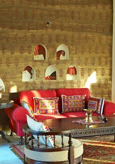Boutique Hotels of India, Ethnic Indian Décor, Indian décor, Indian Heritage Hotel, Indian Inspired Decor
