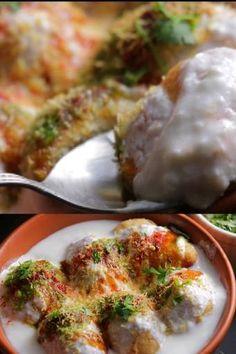 Veg Cutlet Recipes, Pakora Recipes, Chaat Recipe, Veg Recipes, Spicy Recipes, Cooking Recipes, Healthy Recipes, Snacks Recipes, Indian Dessert Recipes
