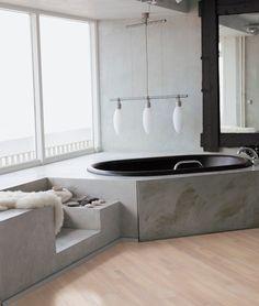 #wood #floor #bathroom #woodco #interior
