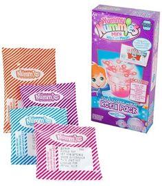 Yummy Nummies Mini Kitchen Magic Refill Pack - Soda (Style 2) ($4.99)