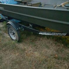 A 2014 Jon boat A 2014 Jon boat, with trailer, with life jackets, oar, battery,  battery charger,  trolling motor,  5 hp Coleman motor Jon boat Other