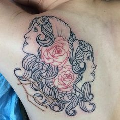20 Best Gemini Tattoo Designs And Ideas For Men & Women