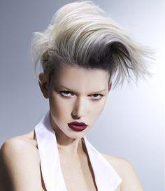 Francesco Group Short Blonde Hairstyles