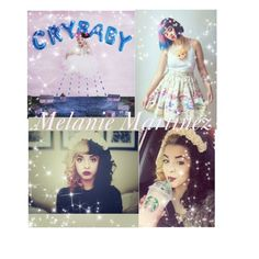 """""""Melanie Martinez ~Cry Baby"""" by luvfashionista101 ❤ liked on Polyvore"""